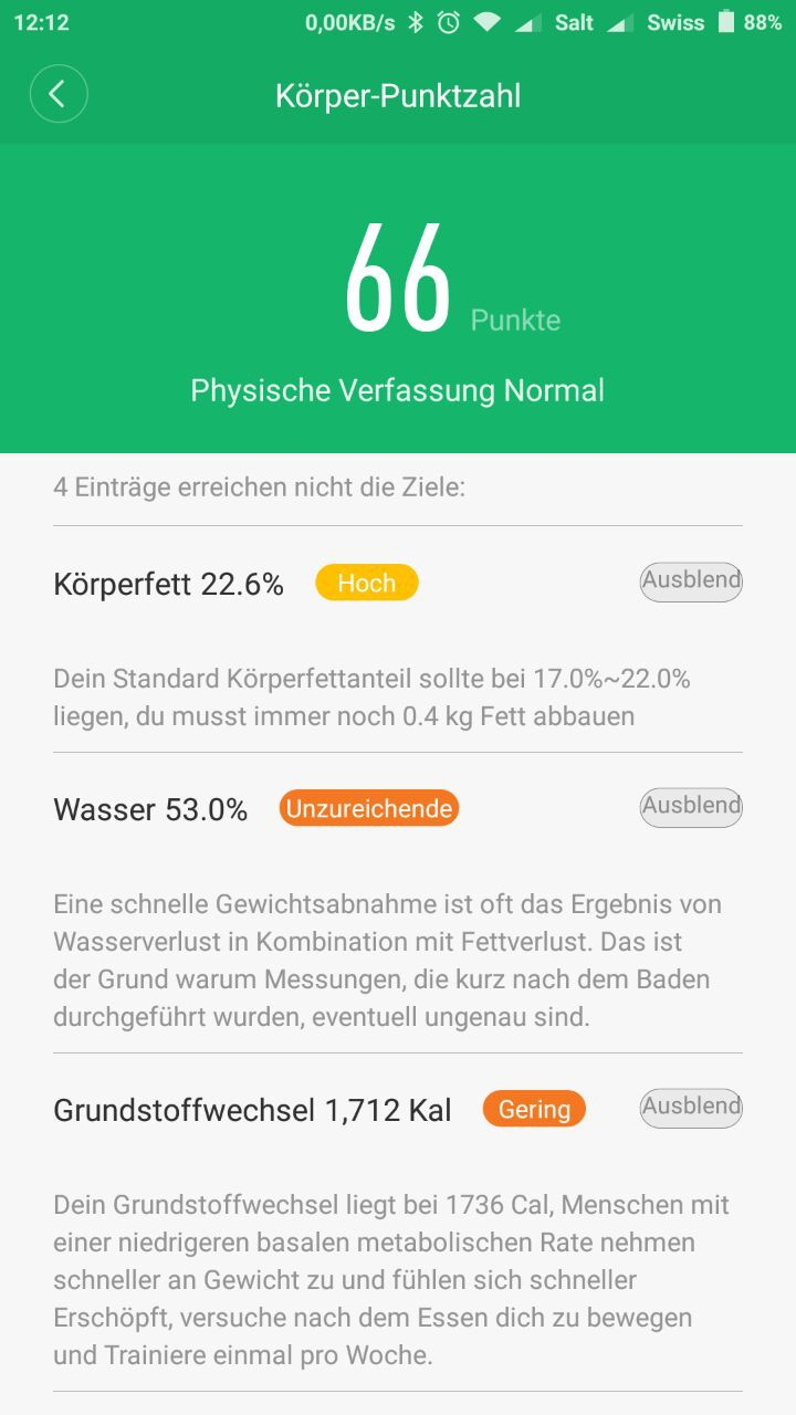 die xiaomi mi scale 2 k rperfettwaage im test der bmi ist eben doch nicht alles panda tech. Black Bedroom Furniture Sets. Home Design Ideas