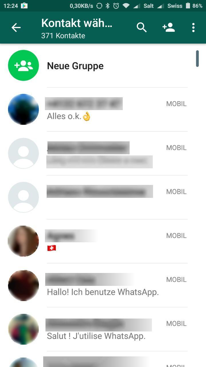 Whatsapp Status Nervt