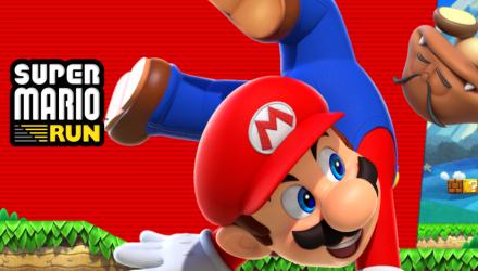 Super Mario Run Kurzreview Titel