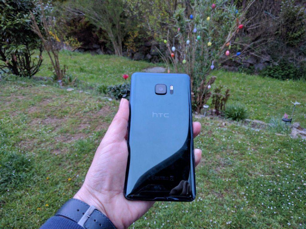 HTC U Ultra Back