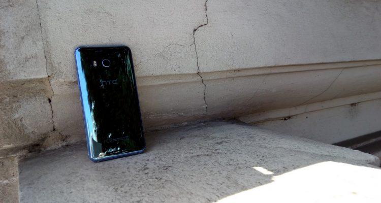 HTC U11 Test