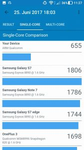 Geekbench Test Asus Max3 _02