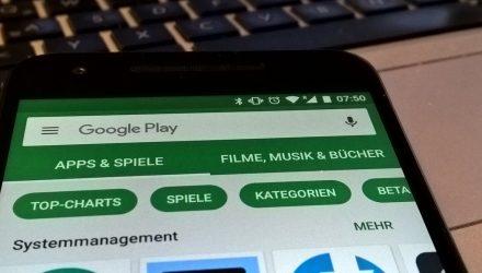 Google Play Store Nexus