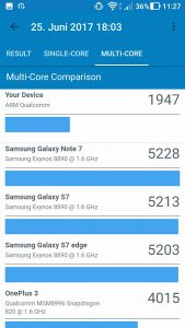 Geekbench Test Asus Max3 _03