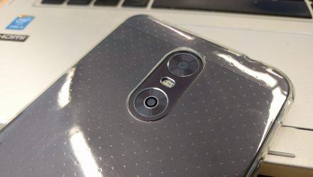 Ulefone Gemini Kameras nah