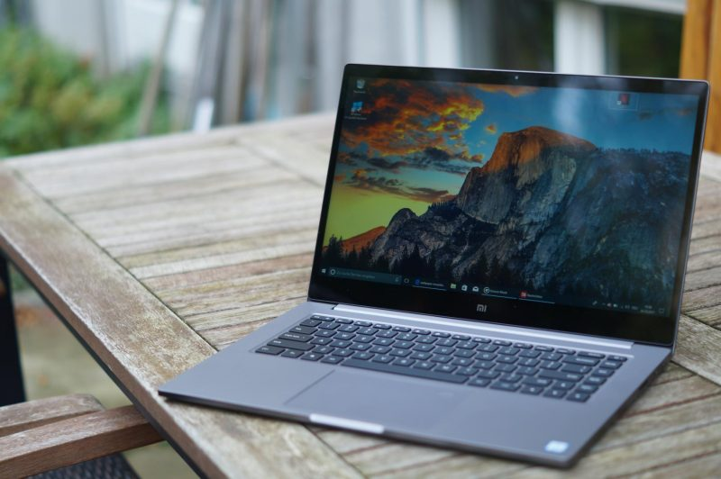 Xiaomi Mi Notebook Pro Test Review