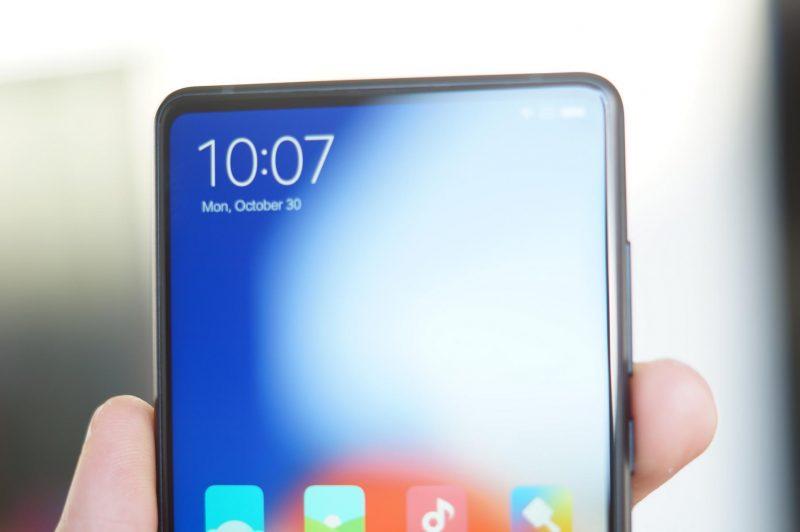 Xiaomi Mi Mix Test