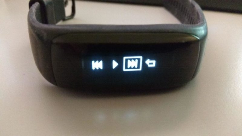 Lenovo HW01 Musiksteuerung