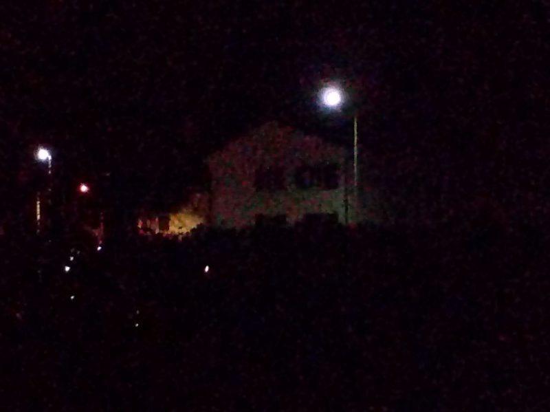 Alldocube M3 Foto bei Nacht