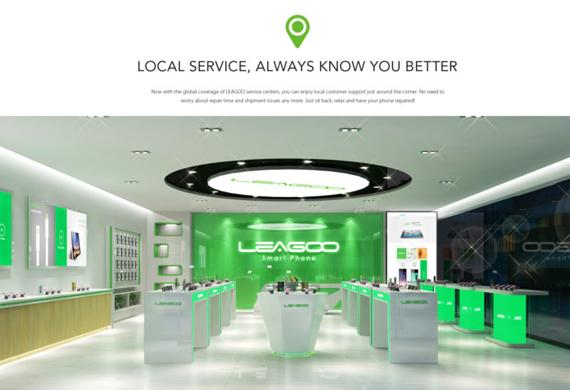 Leagoo Care Shop