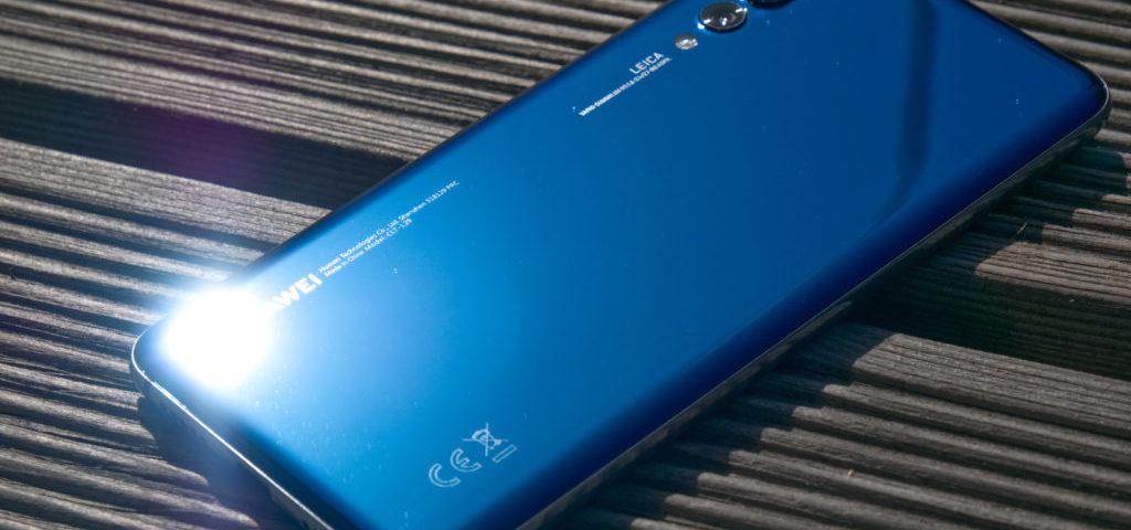 Huawei P20 Pro Test